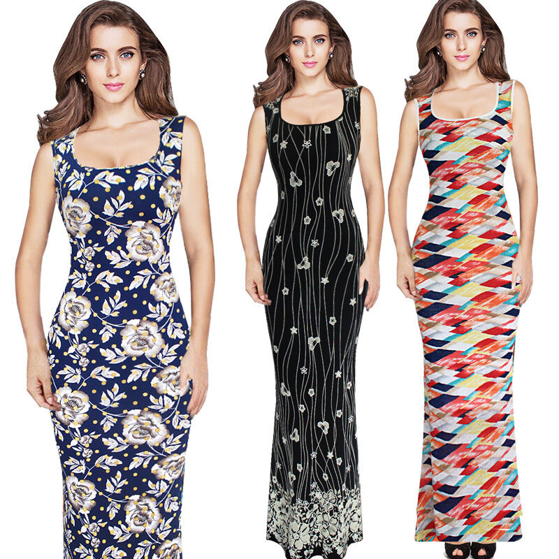 Galerry casual maxi dress au