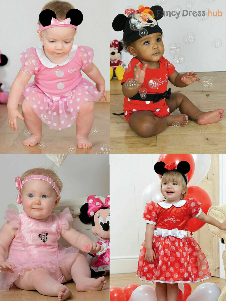 Minnie Mouse Clothes For Toddlers Uk