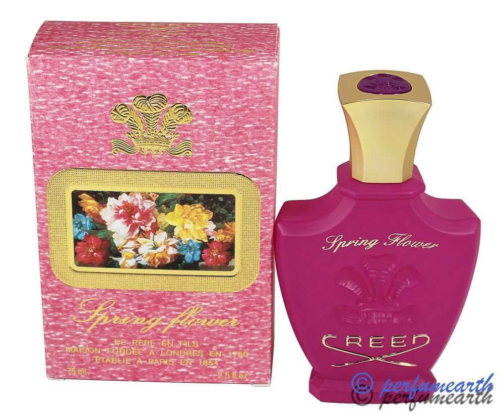 Creed Millesime Spring Flower 25oz75ml Edp Spray For Women New In