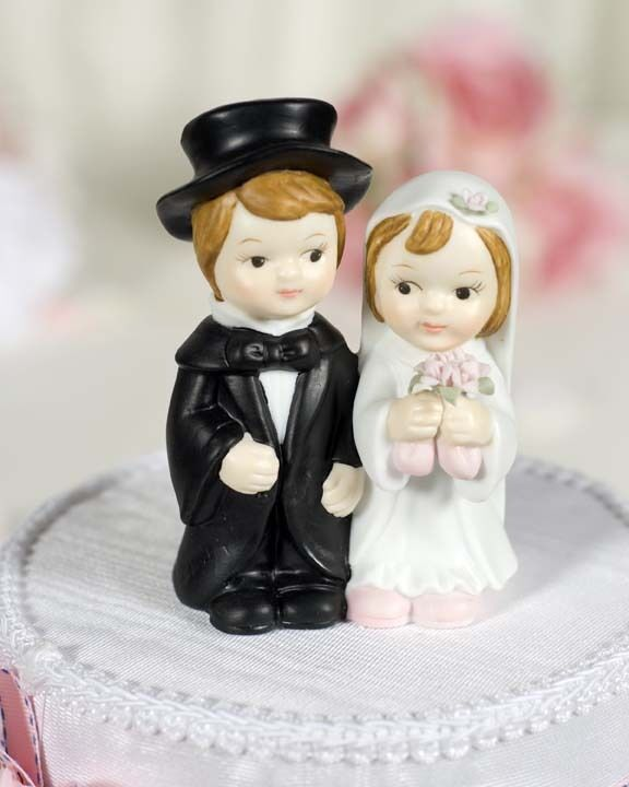 adorable wedding cake toppers child wedding cake topper figurine ebay 10542