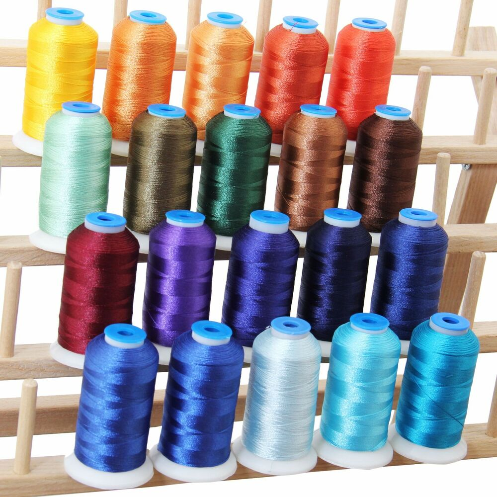 machine embroidery thread reviews