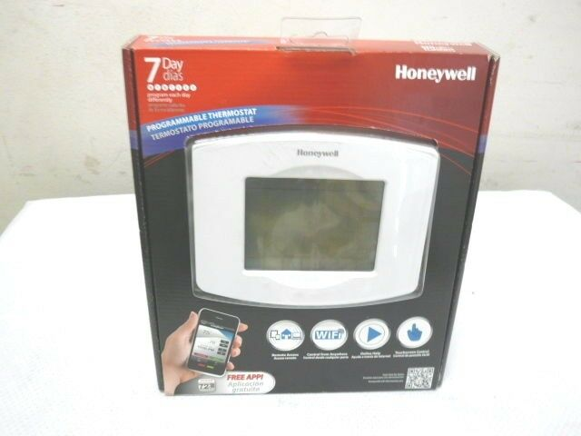 Honeywell Rth8580wf Wifi Touchscreen Programmable