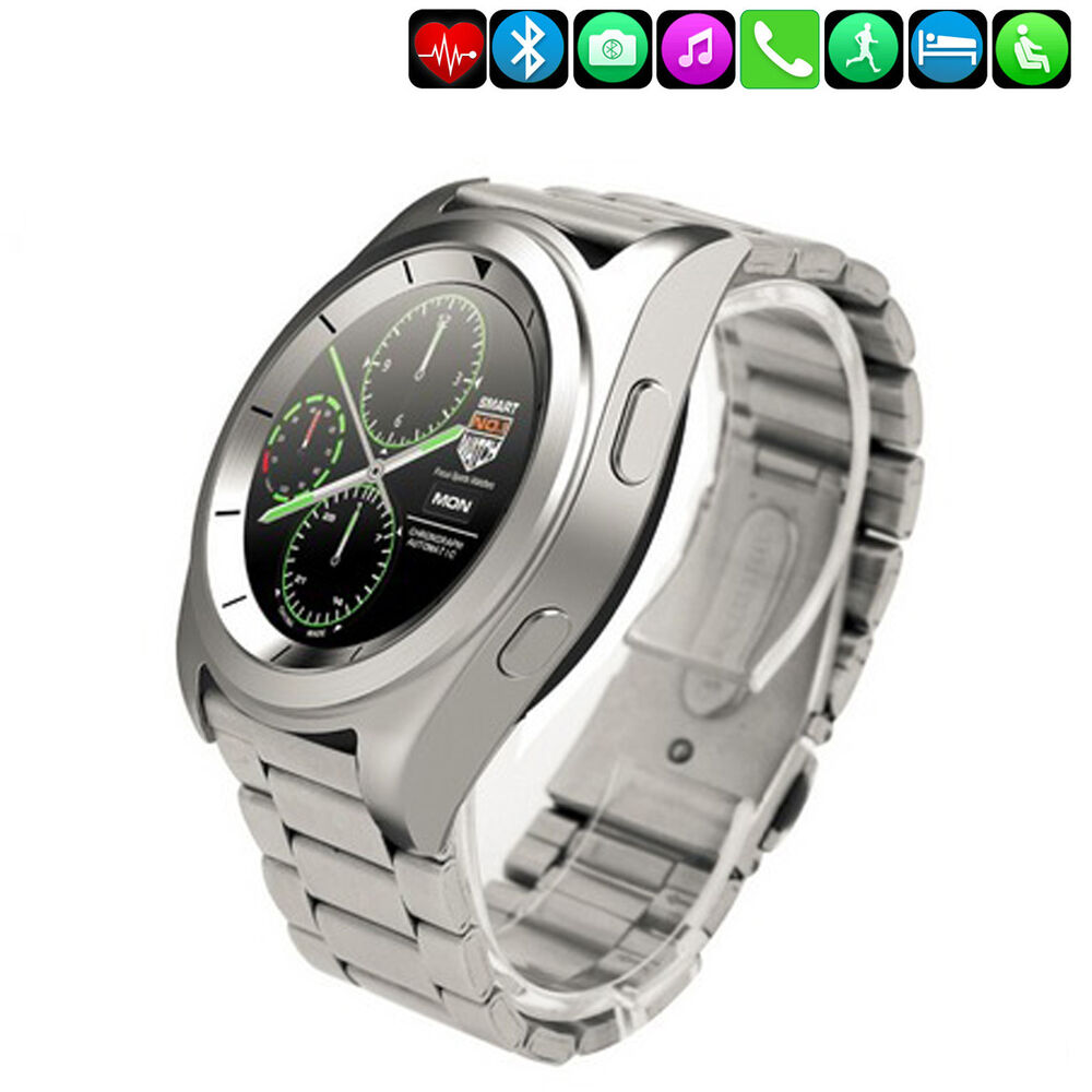 Bluetooth Wrist Smart Watch Phone Mate For Android HTC ...