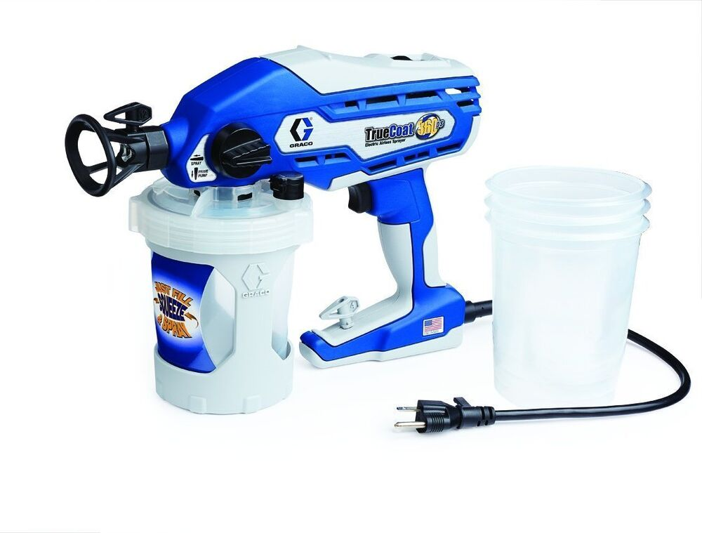 Reconditioned Graco Magnum Project Painter Plus Airless Paint Sprayer 257025