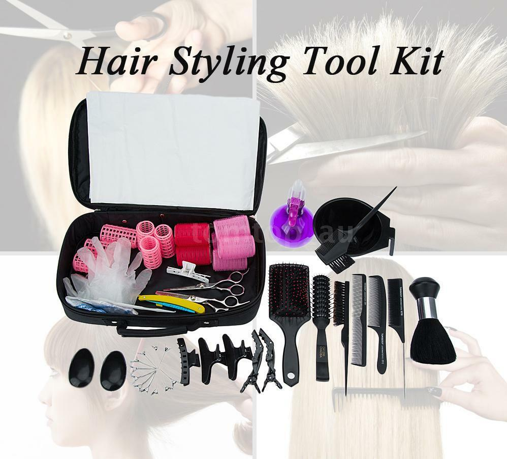 hair styling tool sets essential hair scissor bag hairdressing tool barber bag 6651