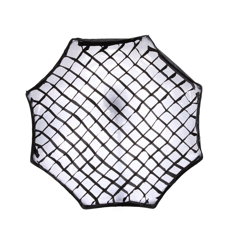 """37 Octagon Honeycomb Grid Softbox With Flash Mounting For: 80cm Octagonal Honeycomb Grid For 32"""" Softbox Tent"""