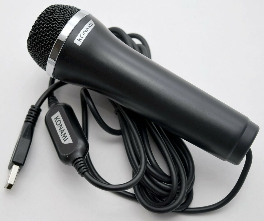 new usb microphone let 39 s sing 2016 it lips xbox 1 360 ps2 ps3 ps4 wii u pc skype ebay
