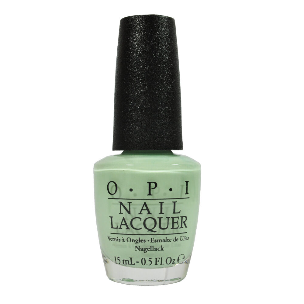 Opi Nail Polish Lacquer T72 This Cost Me A Mint 0 5floz 15ml Ebay