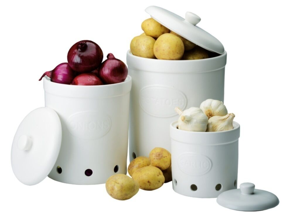 Kitchen Storage Jar Ideas