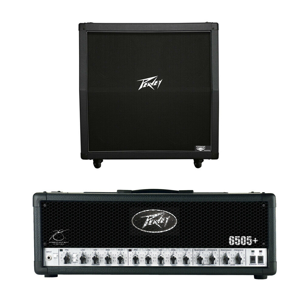 peavey 430a 412 electric guitar slant cabinet 4 12 cab 6505 plus amp head 14367116748 ebay. Black Bedroom Furniture Sets. Home Design Ideas