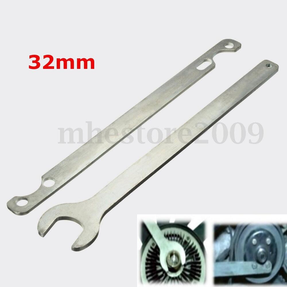 32mm Fan Clutch Nut Wrench Amp Water Pump Holder Removal