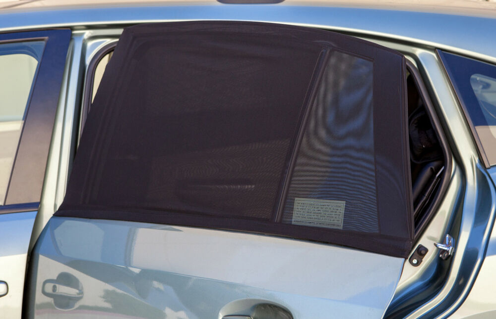 Auto Window Sun Shade Sock Cover Baby Child Uv Protector