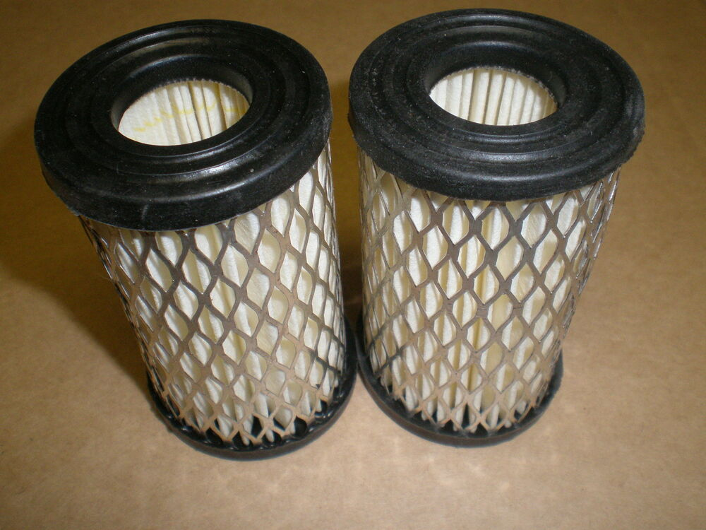 2 Tecumseh Craftsman Edger Lawnmower Air Filter 35066 Ebay