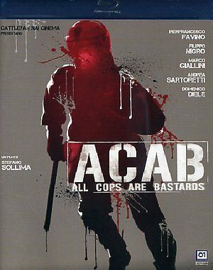 ACAB - ALL COPS ARE BASTARDS  BLU-RAY    DRAMMATICO