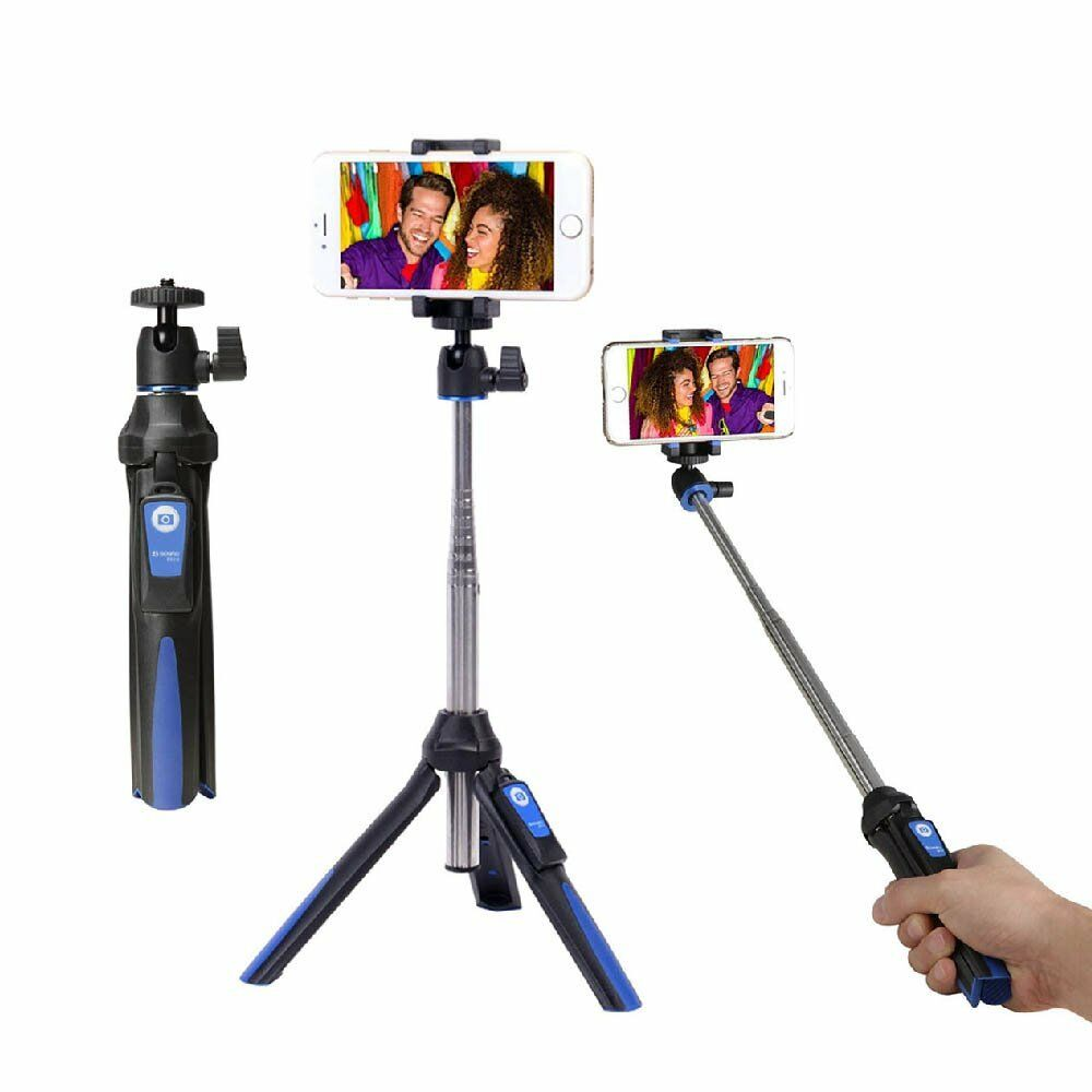 benro mk10 bluetooth selfie stick tripod stabilizer 3in1 suit iphone 6 6s plu. Black Bedroom Furniture Sets. Home Design Ideas