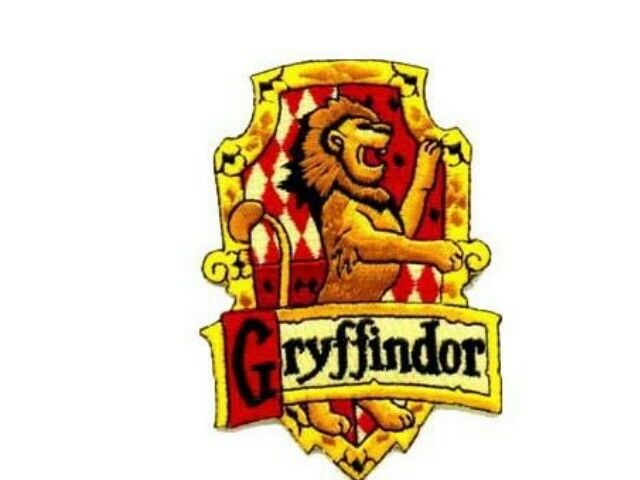 Harry potter ecusson brod ecole gryffondor blason gryffindor school patch ebay - Harry potter blason ...