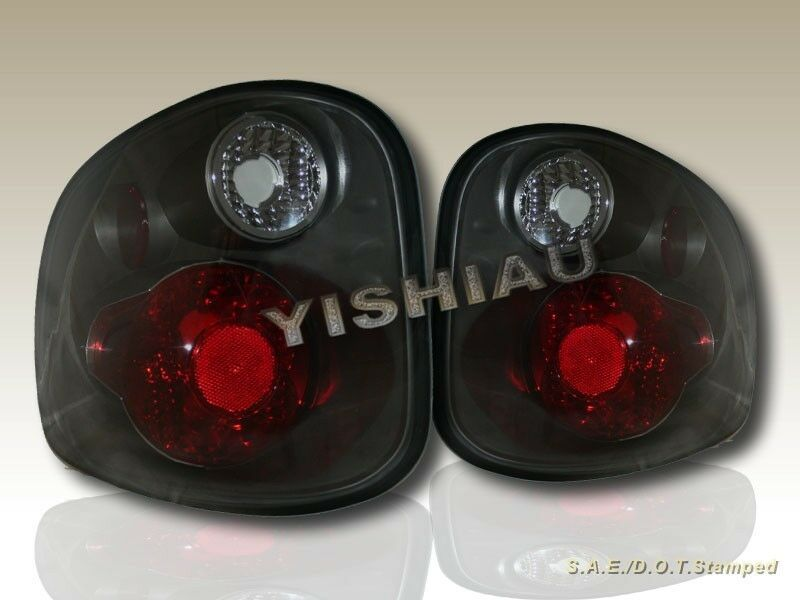 2001 2003 f150 flareside tail lights dark smoke altezza 2002 ebay. Black Bedroom Furniture Sets. Home Design Ideas