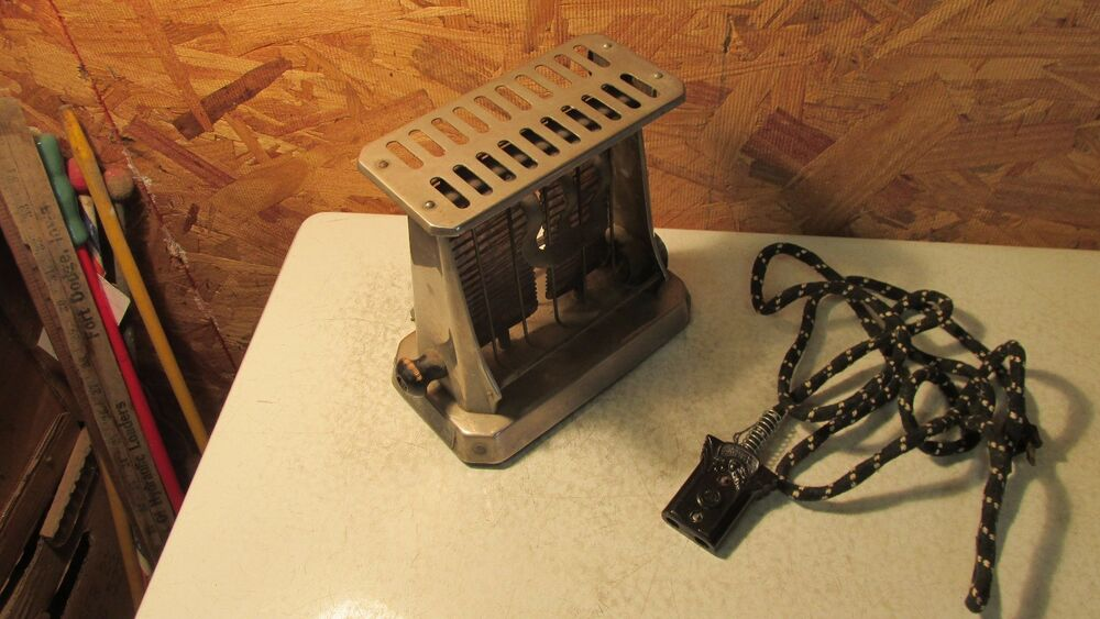 Electric Toaster History ~ Antique hotpoint electric toaster t ebay