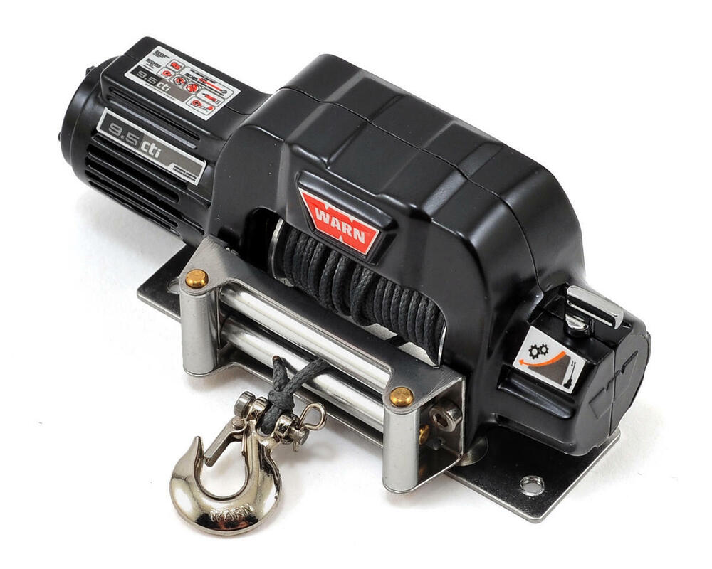 Rc4zs1079 Rc4wd Quot Warn Quot 9 5cti 1 10 Scale Winch Ebay