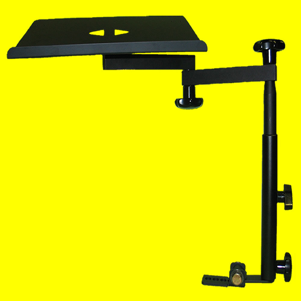 A laptop mount stand desk holder car truck rv ulm 65 ebay for Stand auto