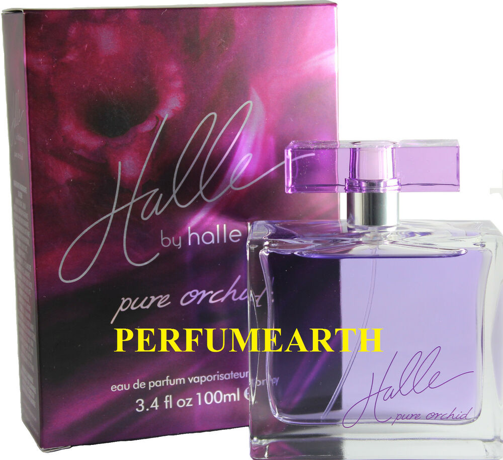 Edp 3 4 Oz By Nuperfumes On Opensky: HALLE PURE ORCHID 3.4/3.3 OZ EDP SPRAY FOR WOMEN BY HALLE BERRY & NEW IN A BOX