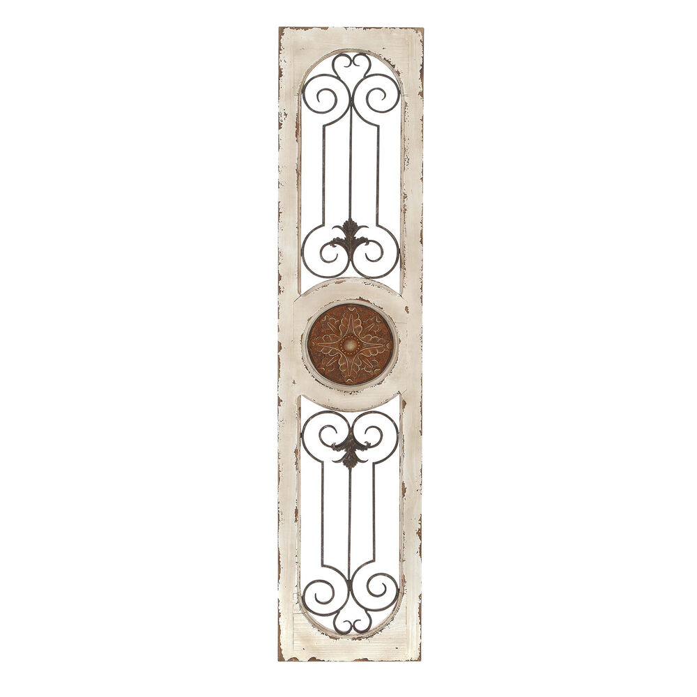 Wood Metal Wall Panel Wall Decor Ebay