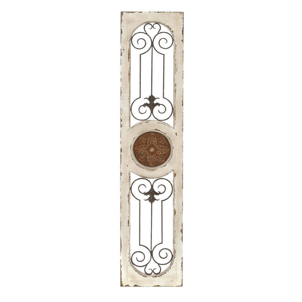 wood metal wall panel wall decor ebay With wood and metal wall decor