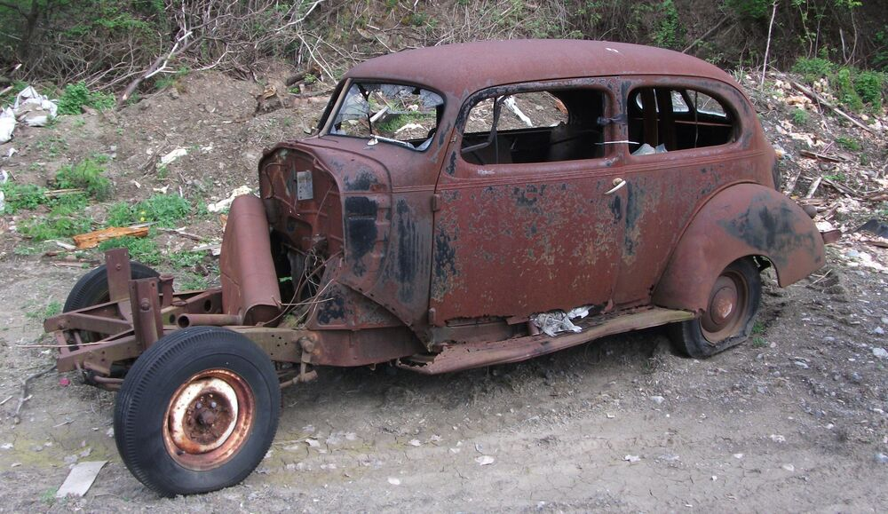 Rat Rod Project: Parts & Accessories | eBay