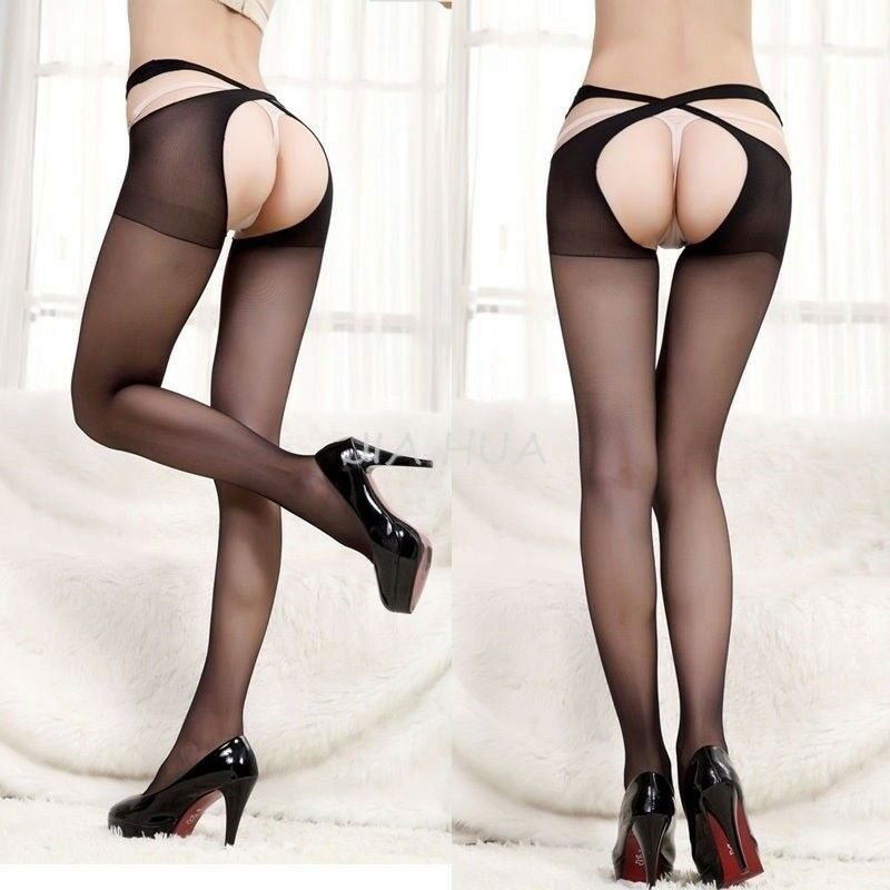 Thigh high pantyhose where to find topic