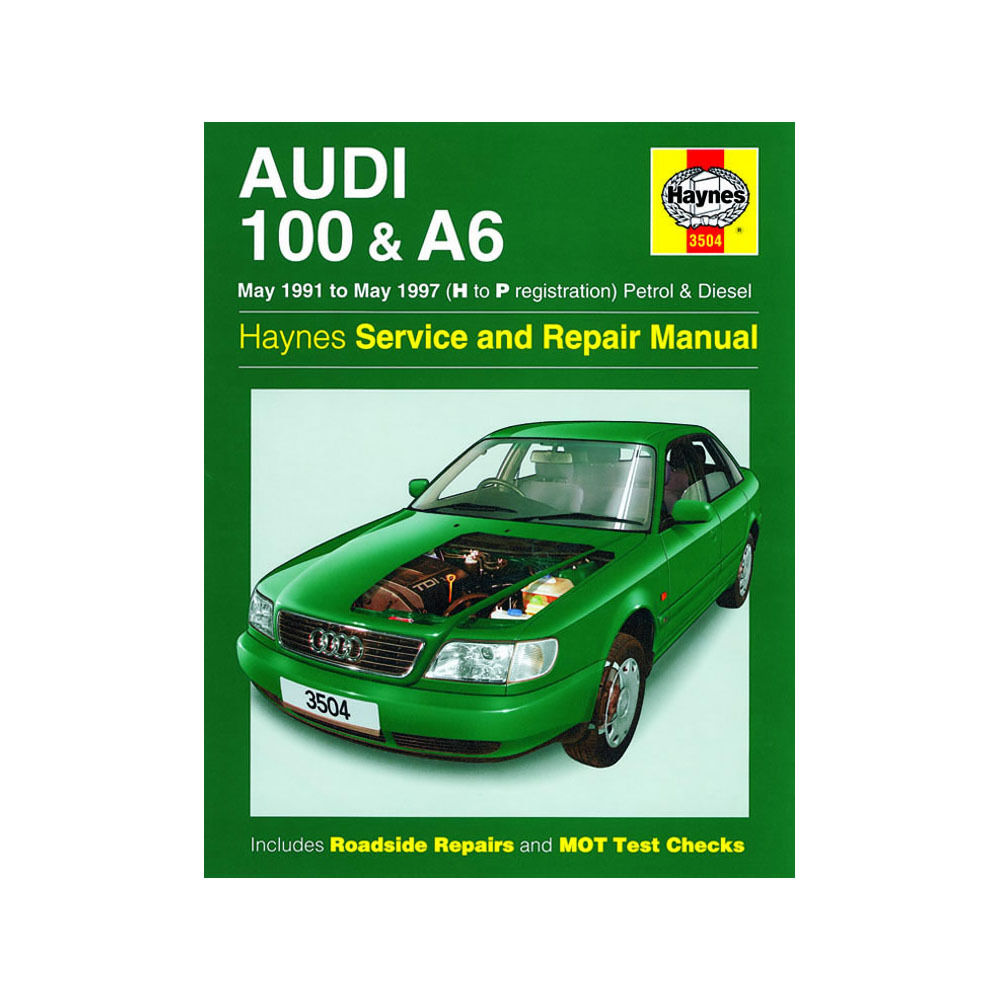 audi a6 2001 service and repair manual