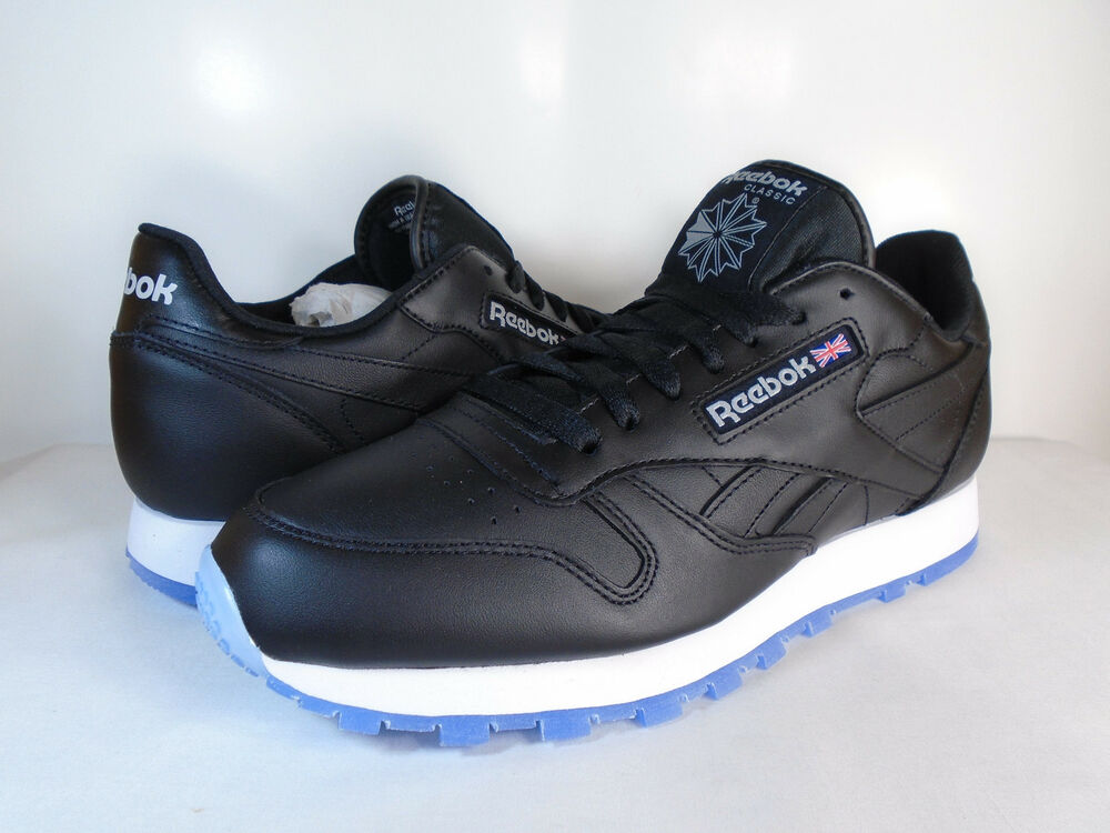 reebok classic leather clip mesh fabric