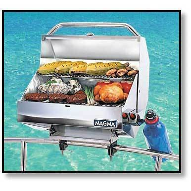 Boat Marine Bbq Stainless Steel Catalina Series 2 Gas