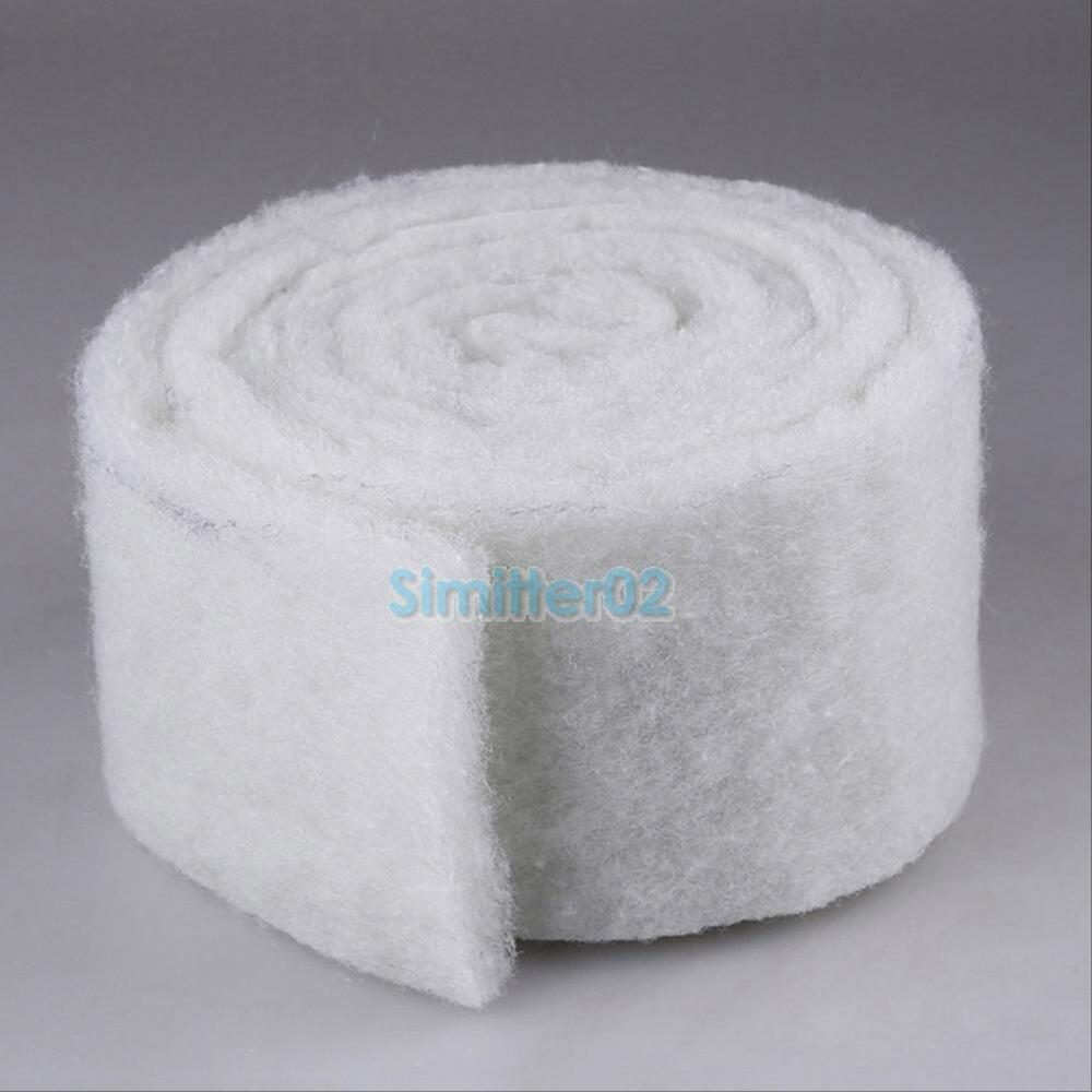 19 6ft fish tank aquarium sponge pad biochemical filter for Pond filter sponges