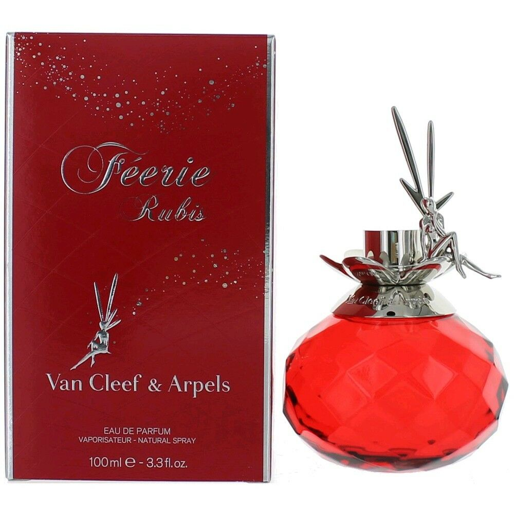 feerie rubis perfume by van cleef arpels 3 3 oz edp spray for women new ebay. Black Bedroom Furniture Sets. Home Design Ideas