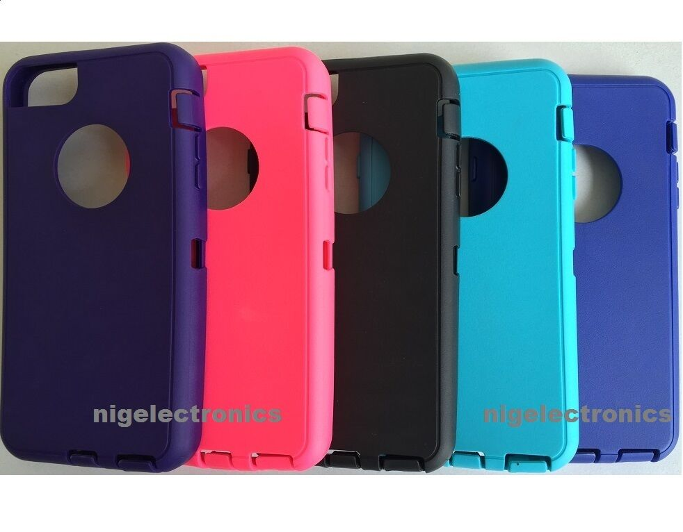 Iphone  Otterbox Defender Outer Skin