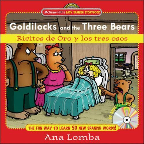 the three bears book review