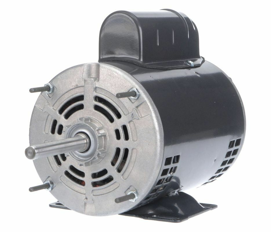 3 4 hp direct drive blower motor 1140 rpm 115 230v dayton