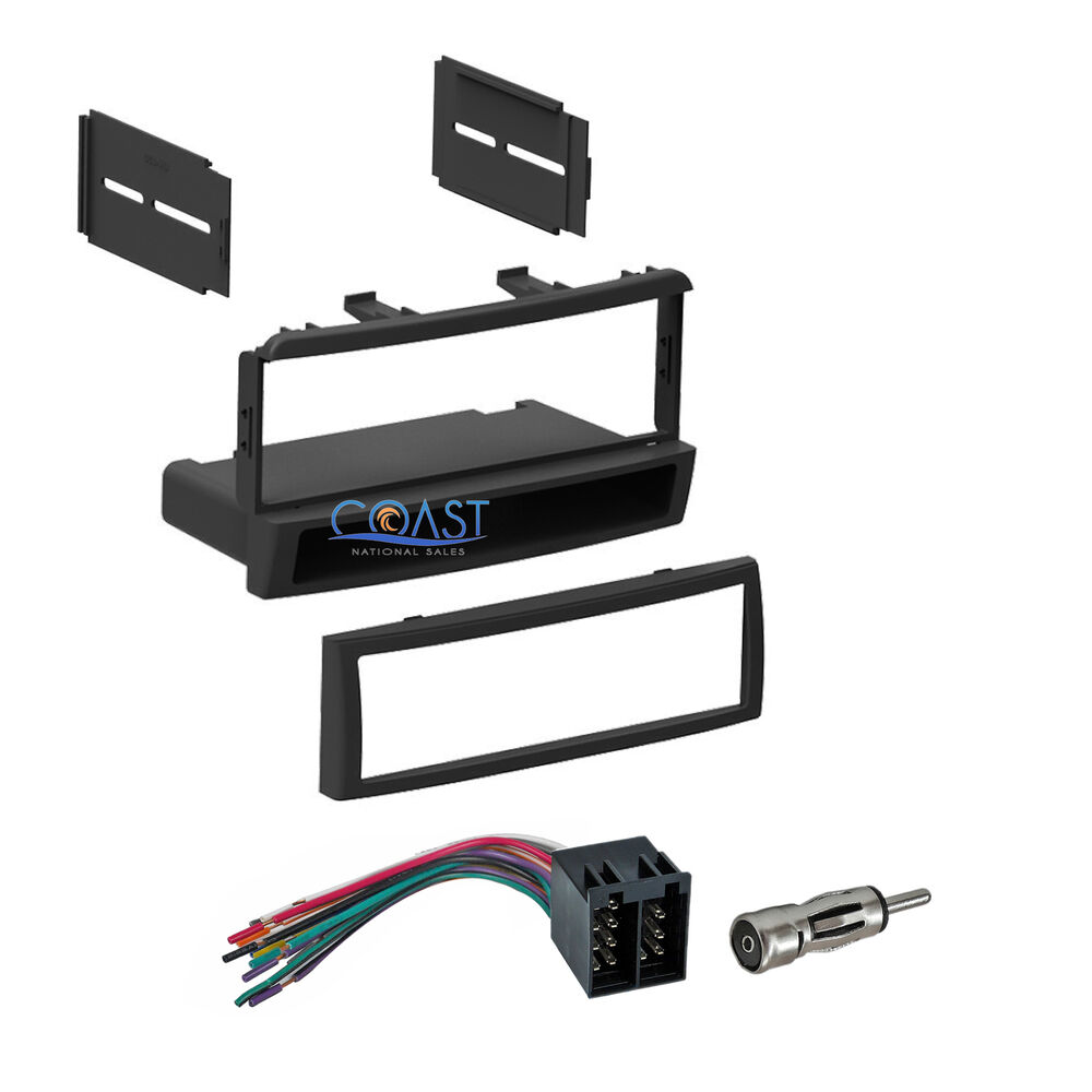 car radio stereo dash kit harness antenna for ford focus. Black Bedroom Furniture Sets. Home Design Ideas