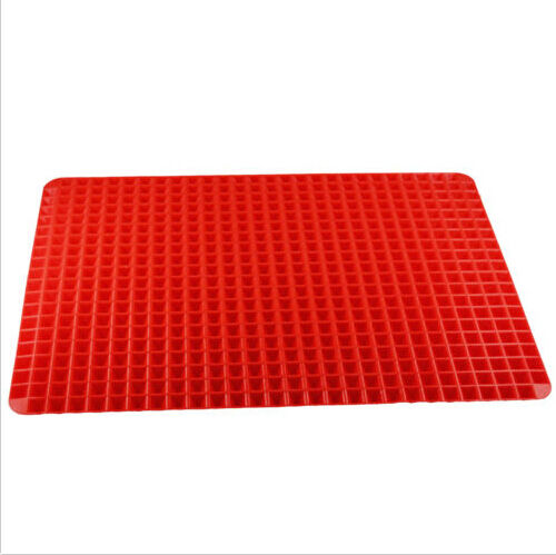 Nonstick Silicone Grilling Mats Baking Toaster Oven