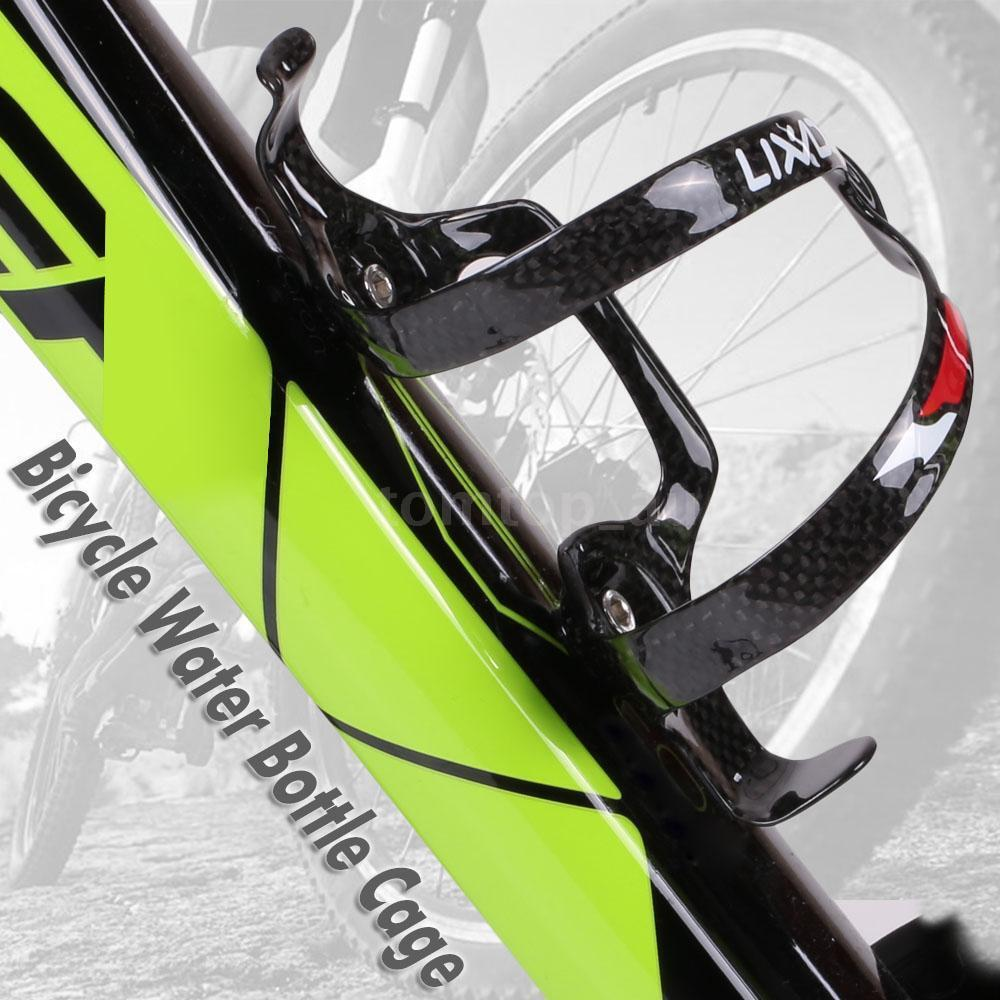 Carbon Fiber Side Entry Bicycle Cycling Road Bike Water