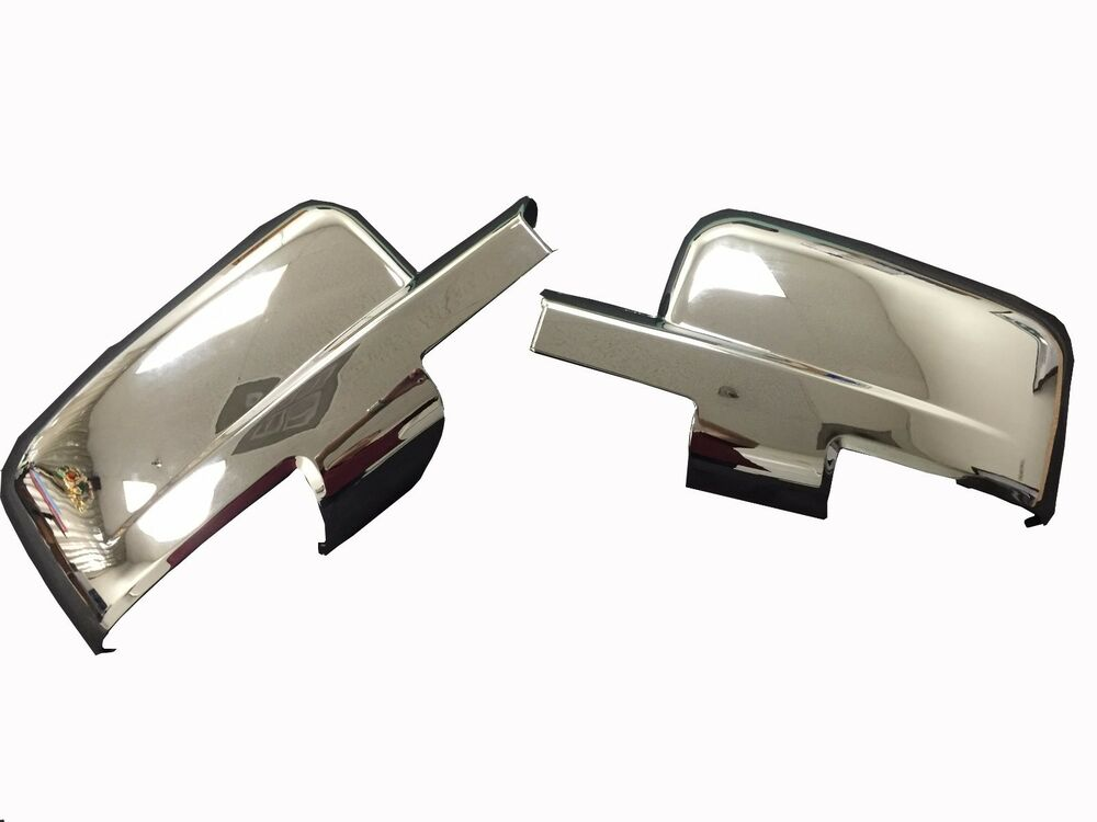 Dodge Ram 1500 2009 2015 Tfp Abs Chrome Mirror Cover