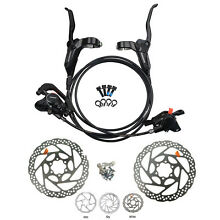 Shimano BR-BL-M315 MTB Hydraulic Disc Brakes Set Pre-Filled with 160mm Rotor