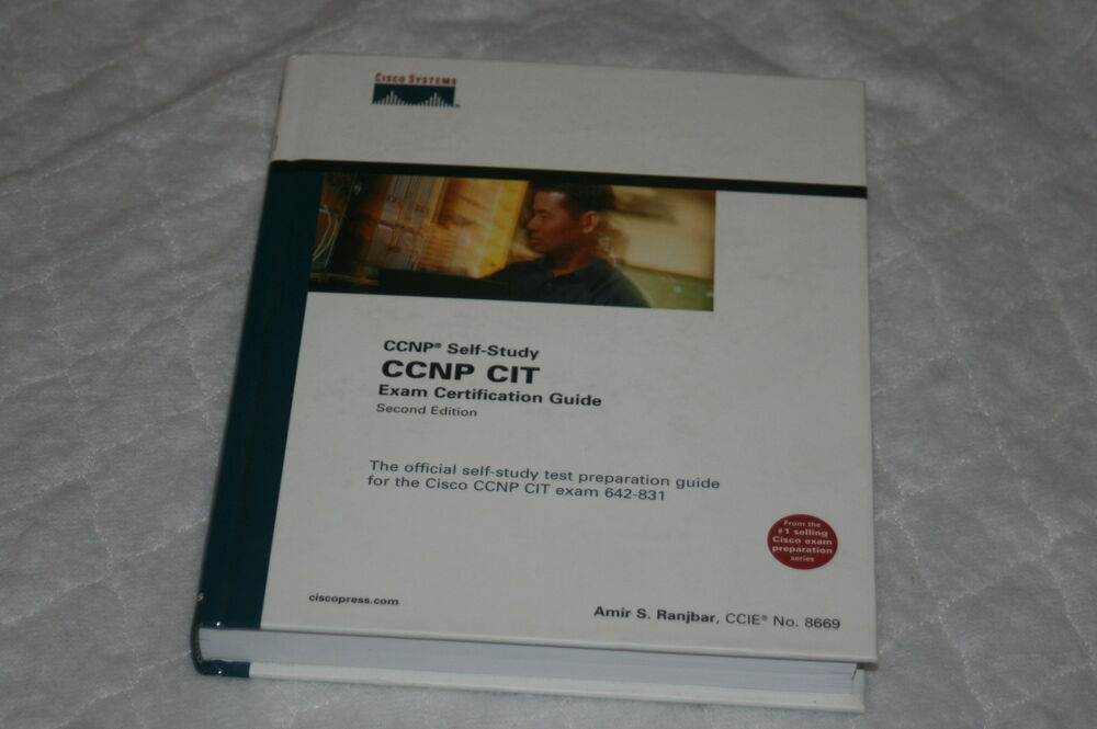 Ccnp Cit Exam Certification Guide Ccnp Self Study 642 831 By Amir