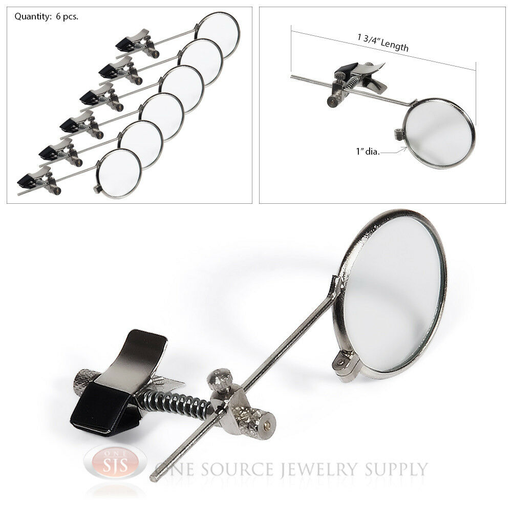 Clip On Magnifying Glasses X