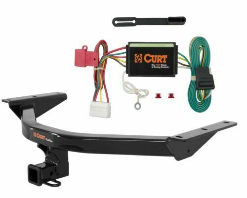 curt class 3 trailer hitch wiring for acura mdx ebay. Black Bedroom Furniture Sets. Home Design Ideas