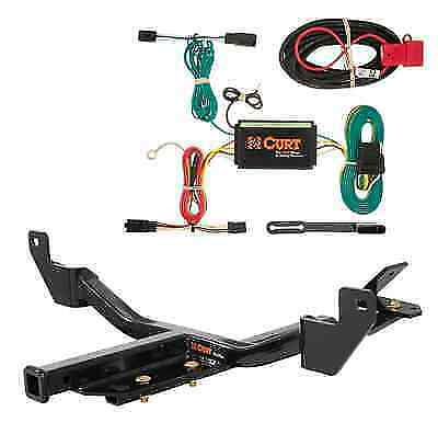 curt class 2 trailer hitch wiring for chevy malibu sedan. Black Bedroom Furniture Sets. Home Design Ideas