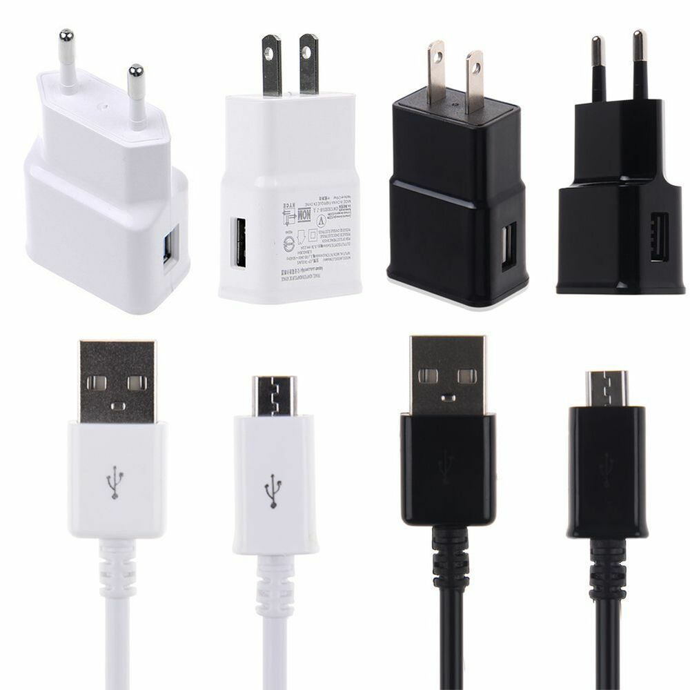 Samsung S8 Charging Adapter Laptop Usb Monitor Adapter Wifi Adapter Kmart Adapter Do Gniazdka Uk Media Markt: 2A USB Home Travel Wall Charger Adapter + Charging Cable