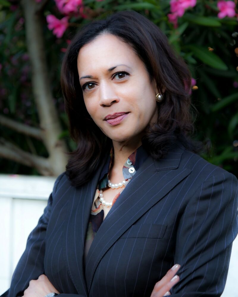 Kamala Harris Attorney General 8 X 10 8x10 GLOSSY