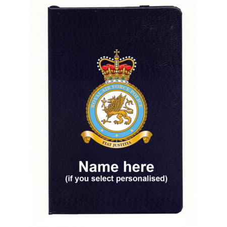 img-Notebook. Royal Air Force Police - RAF - (current badge)