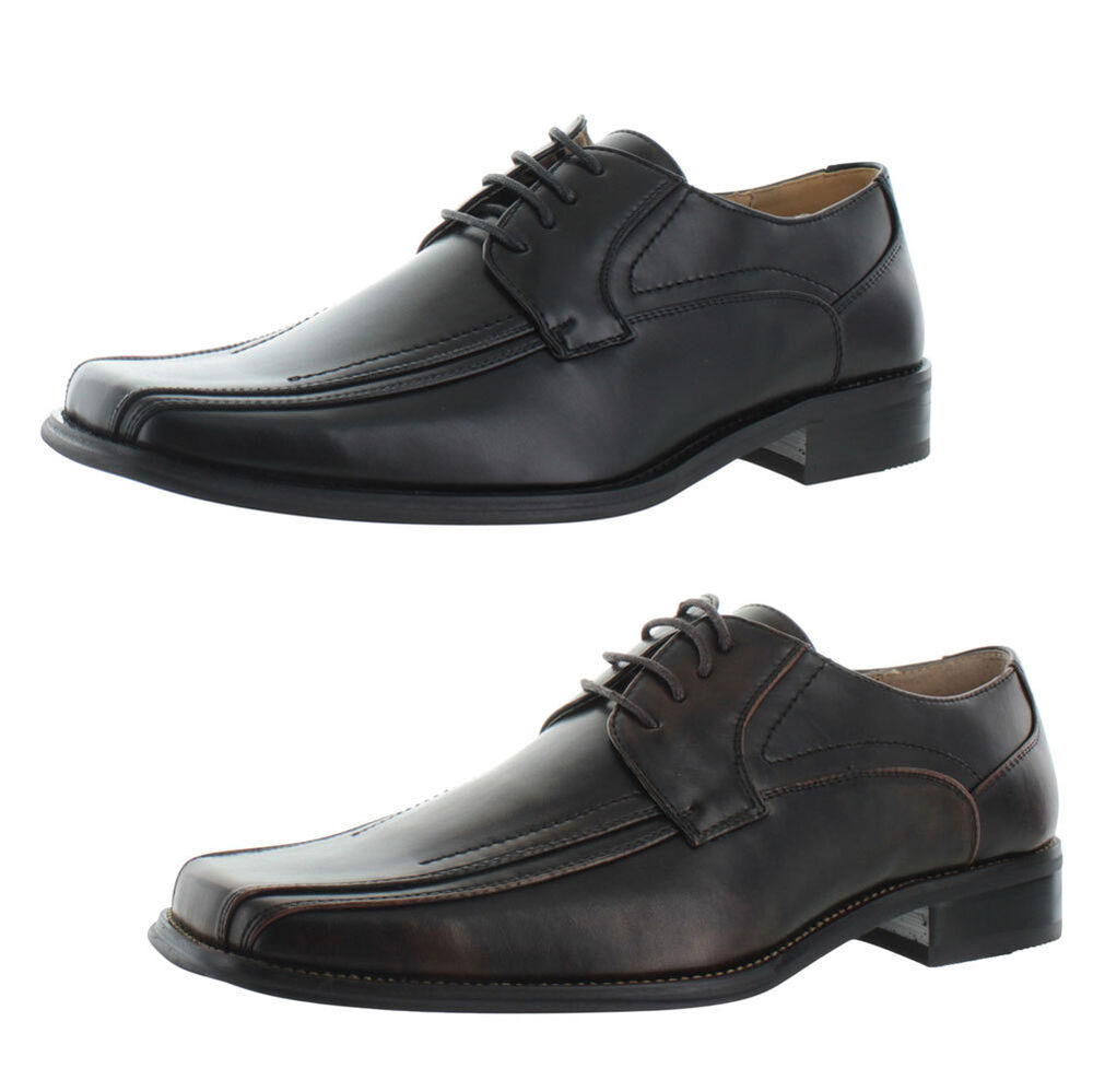 masimo square toe mens lace up dress shoes oxfords ebay
